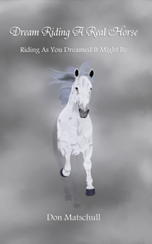 Image of Dream Riding book cover